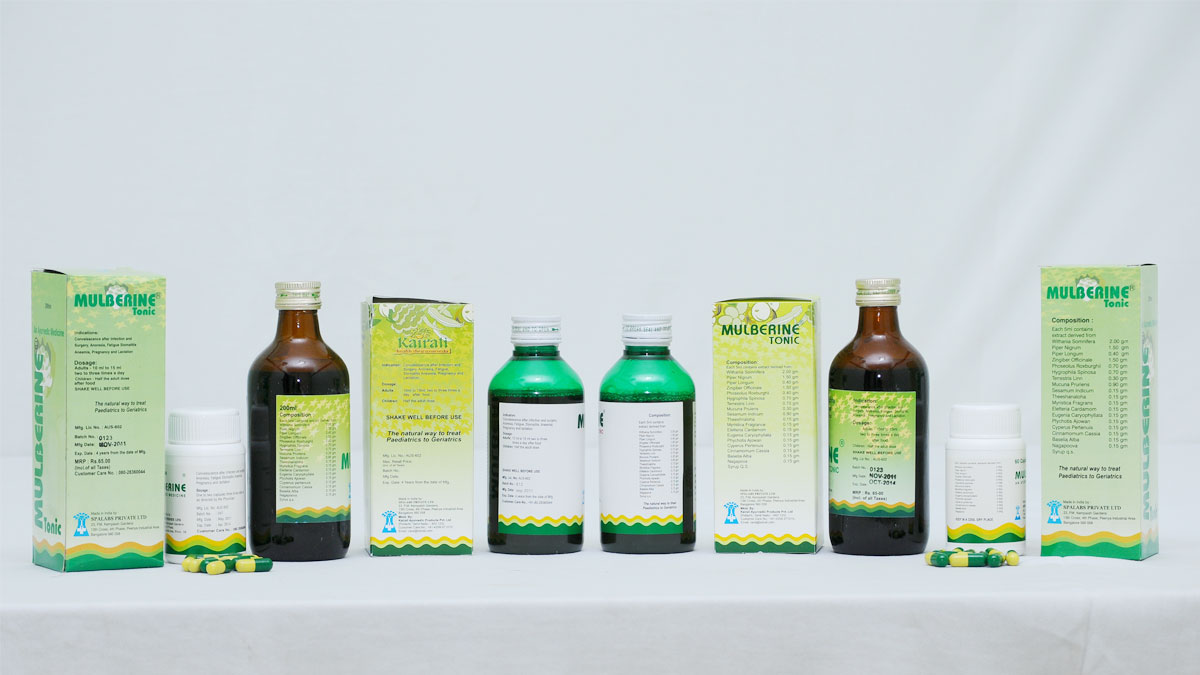 Ayurvedic Herbal Medicines & Products