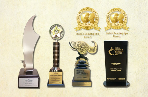 Kairali's Awards & Accreditations