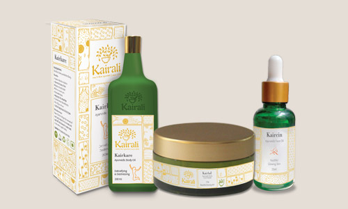 Kairali Ayurvedic Products, Body Care, Skin Care and Health Care