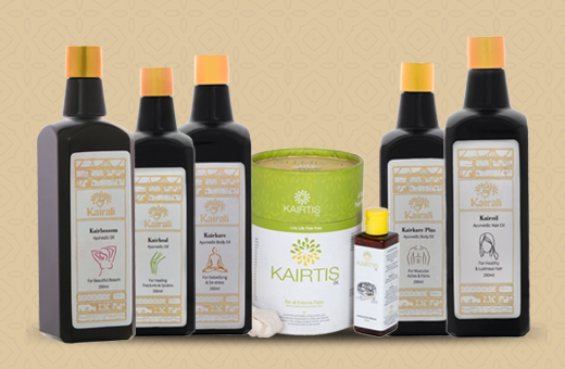 Ayurvedic Skin Care and Herbal Products