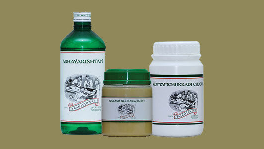 Patented Ayurvedic Remedies
