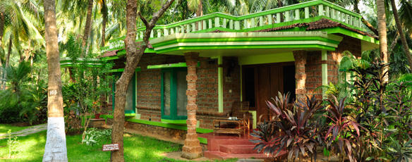 Kairali Ayurvedic Group, Villas
